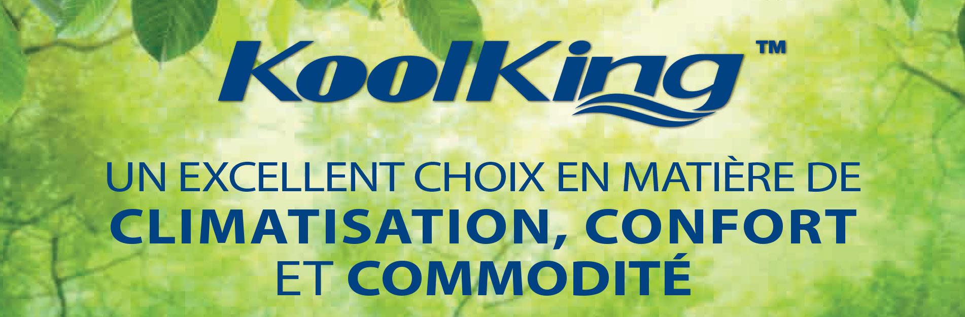koolking climatisation confort commodité