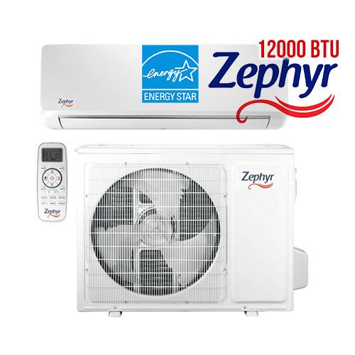 climatiseur energystar zephyr 17 seer 12000 btu