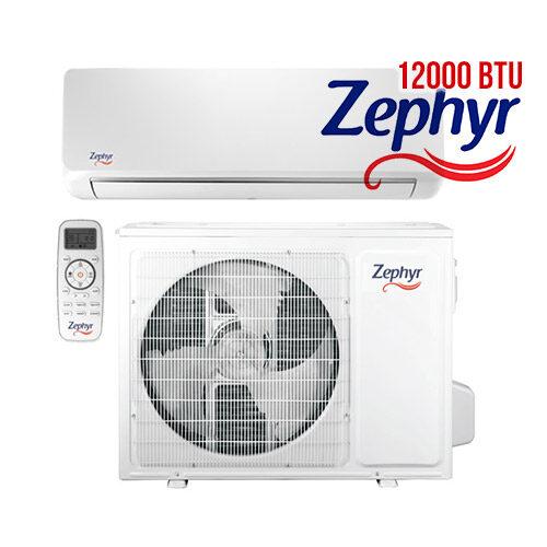 Climatiseur zephyr 17 seer 12000 btu simple zone