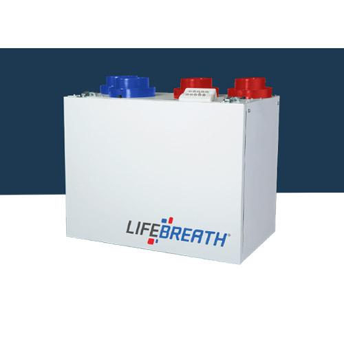 echangeur d'air lifebreath RNC6 ES 150