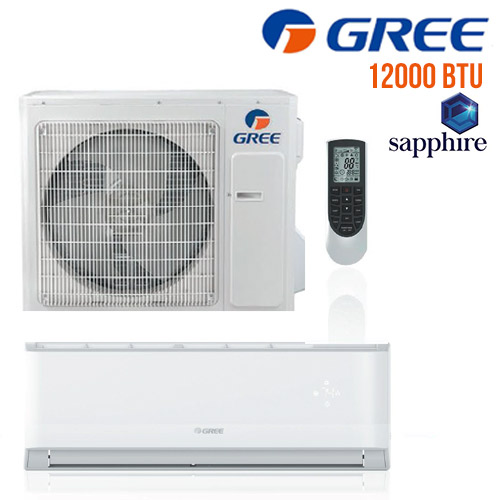 thermopompe Gree sapphire 18000 BTU