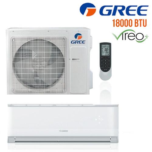 thermopompe Gree Vireo+ 18000 BTU